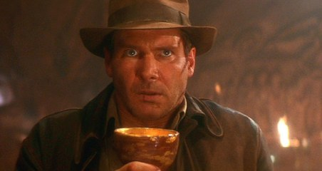 Indiana Jones & Grail