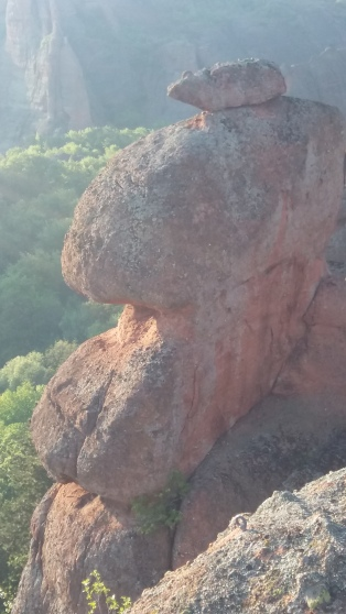 Mother Goddess in Belogradchik